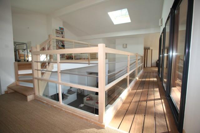 Villa avec piscine au coeur de la for t pyla sur mer for Maison avec mezzanine